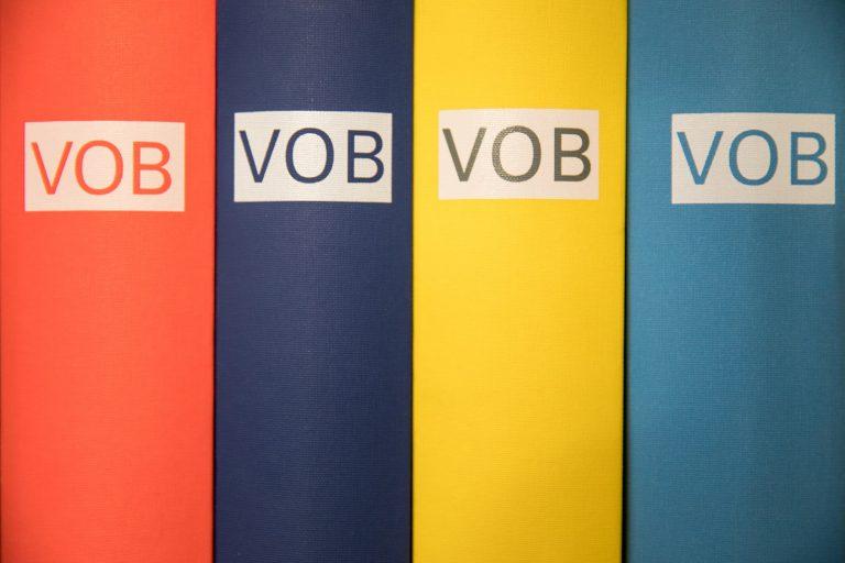 Der Ausgleichsgedanke der VOB/ B
